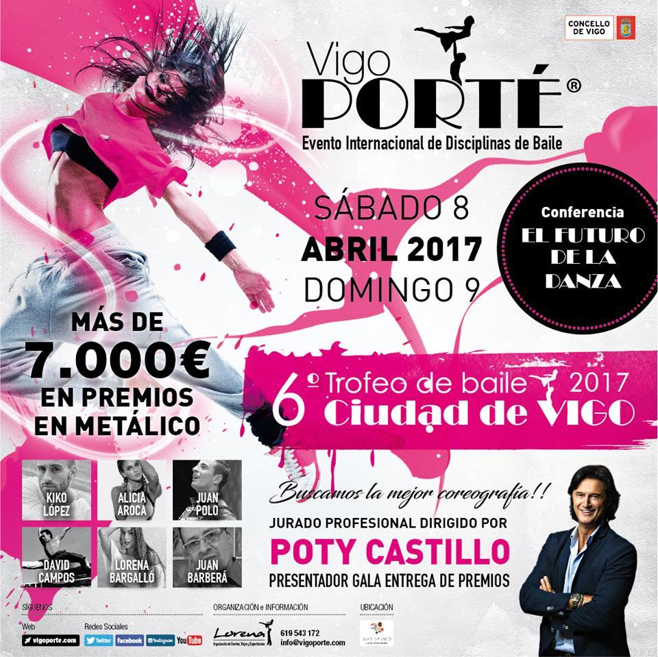 cartel Vigo Porté 2017